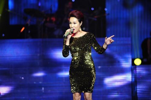 Uyên Linh sẽ 'áp đảo' đêm chung kết Bài hát Việt 2014