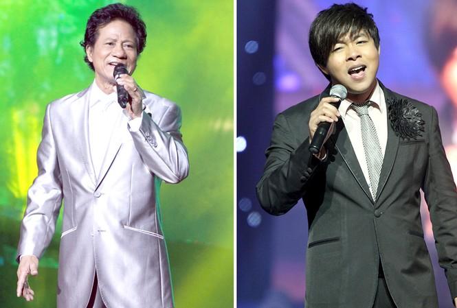 Chế Linh và Quang Lê sẽ song ca trên sân khấu vào ngày 31/1 ở Đắk Lăk.