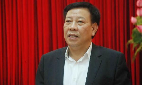 Ông Tô Văn Động - Giám đốc Giám đốc Sở Văn hóa Thể thao Hà Nội