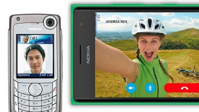 Camera trước trên điện thoại không chỉ dùng để videocall như mục đích ban đầu.