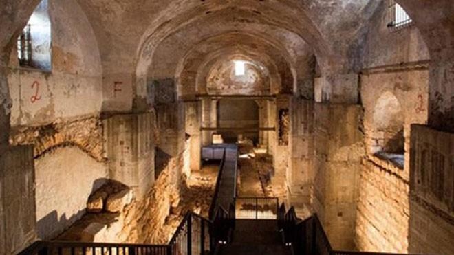 Địa điểm khai quật - Ảnh: Bộ Du lịch Israel