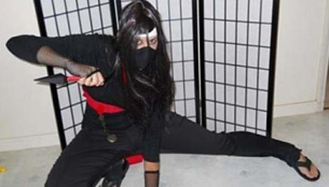 Các Ninja nữ sở hữu nhiều kỹ năng tuyệt hảo và trí thông minh không thua kém những Ninja nam.