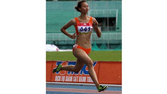 Nguyễn Thị Thúy bị gạt khỏi danh sách tham dự SEA Games 28 chỉ vì không được lòng ông Dương Đức Thủy? - Ảnh: Khả Hòa