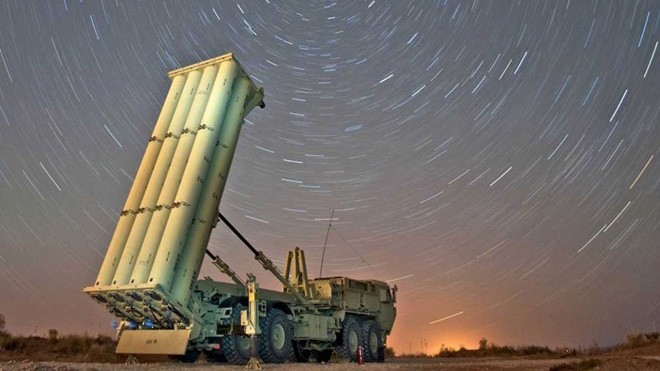 THAAD có khả năng vô hiệu hóa mối đe dọa từ các tên lửa đạn đạo của đối phương. Ảnh: Business Insider