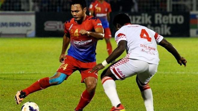 Safee Sali đang là cầu thủ hưởng lương cao nhất giải Malaysia Super League hiện nay. Ảnh: thestar.