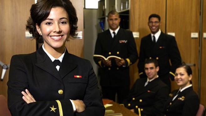 Trong tương lai nữ giới có thể sẽ đóng vai trò đặc biệt trong lực lượng tàu ngầm của Hải quân Mỹ.