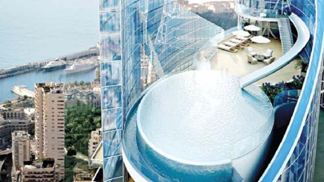 Căn hộ trị giá 8.500 tỉ đồng ở tòa nhà Odeon, Monaco - Ảnh: Thepinnaclelist.com