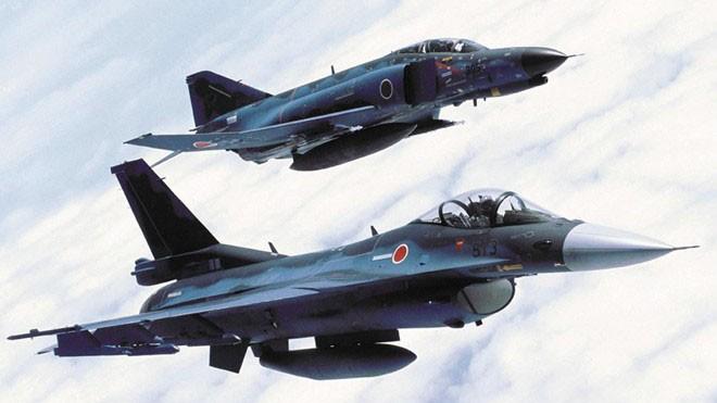 3 lực lượng không quân đáng gờm nhất châu Á