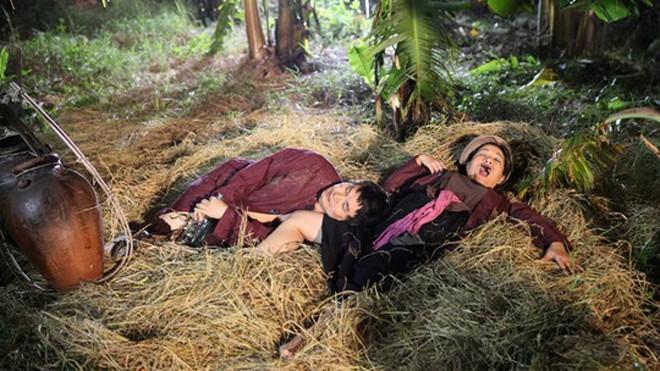 Cặp tình nhân nổi tiếng Xuân Hinh - Thanh Thanh Hiền tái xuất trong Chuyện tình vườn chuối.