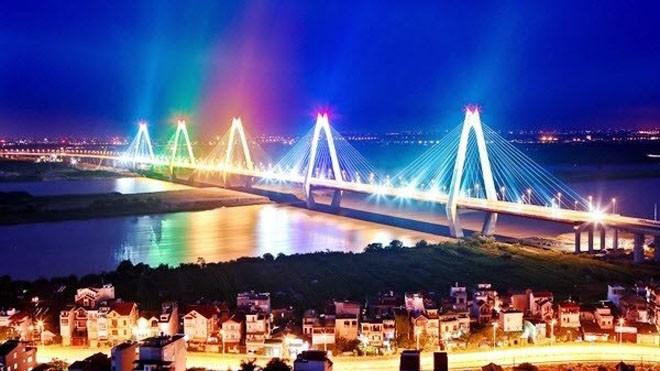 Hà Nội muốn biến cầu Nhật Tân thành điểm du lịch hấp dẫn như cầu Rồng ở Đà Nẵng