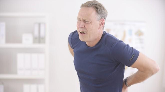 Đau thắt lưng ngày càng phổ biến