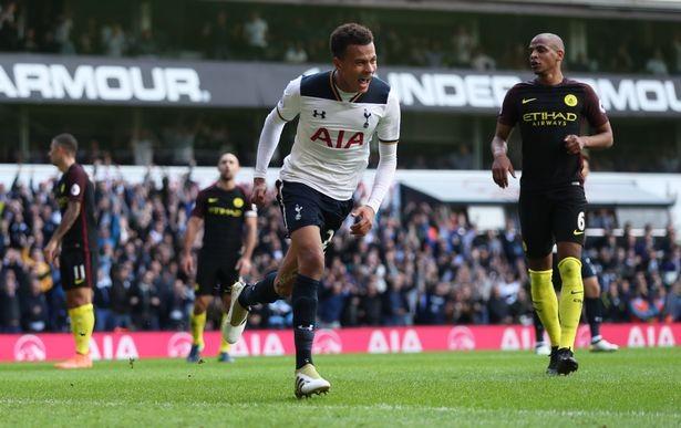 Tottenham chơi hay hơn hẳn Man City