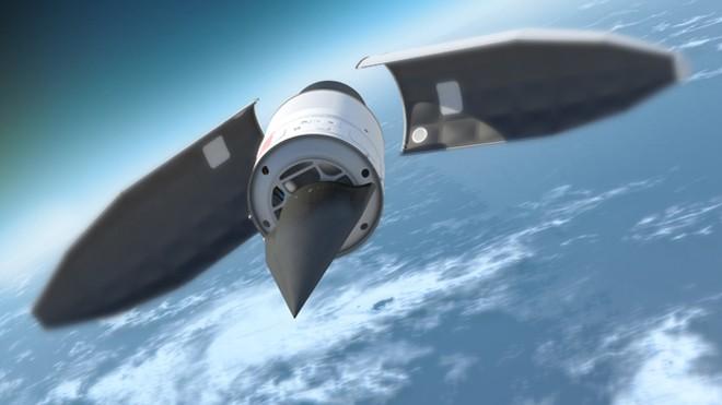 TBG có khả năng bay ở tốc độ Mach 20