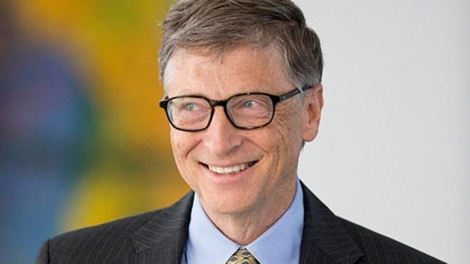 Bill Gate hiện có 81 tỷ USD tài sản. Ảnh: Bloomberg