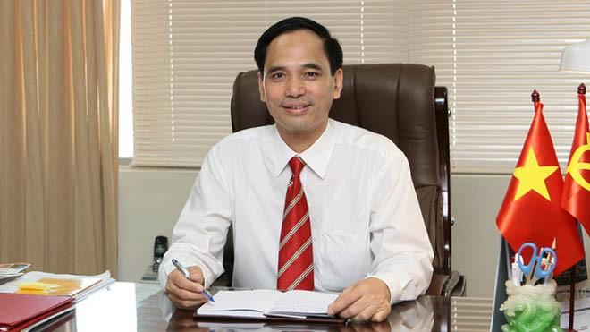 Ông Phạm Văn Tác khẳng định thông tin nói ông đi hầu đồng liên tục để thăng quan tiến chức là hoàn toàn sai sự thật. (Ảnh: Vụ tổ chức cán bộ - Bộ Y Tế)