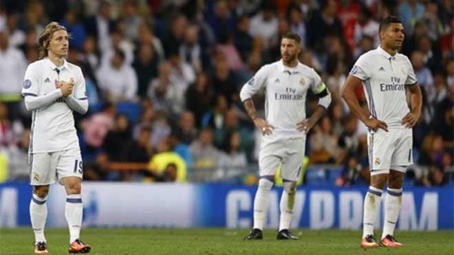Modric, Ramos và Casemiro luôn có suất đá chính khi đạt thể lực tốt. Ảnh: Reuters