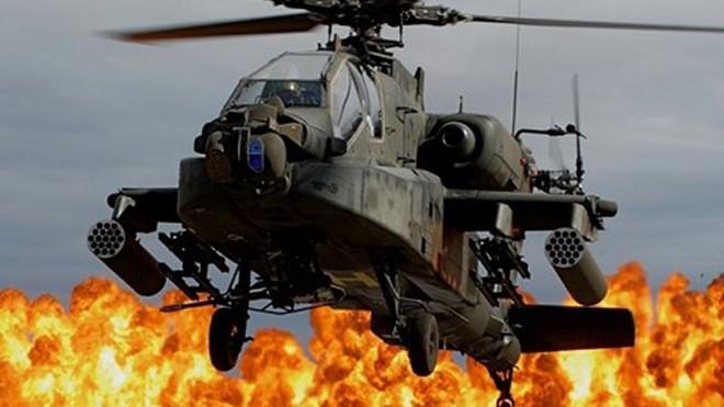 Apache vẫn đang là trực thăng tấn công mạnh nhất của Mỹ