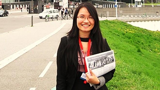 Cô gái Việt được bạn bè nể phục vì thành tích học tập ở châu Âu