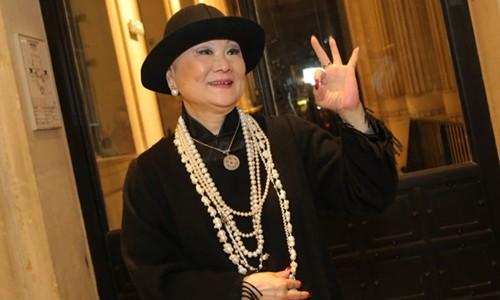 Nữ tỷ phú Đài Loan Vương Hiệu Lan. Ảnh: New York Times.