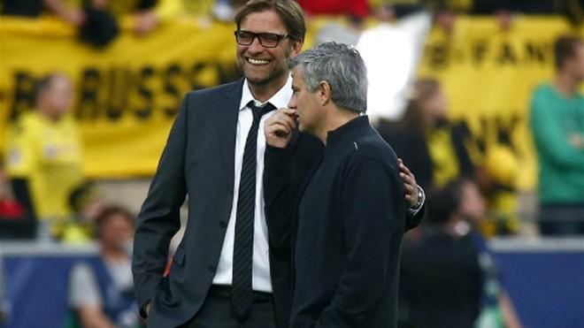 Klopp chửi thề khi bênh vực Mourinho