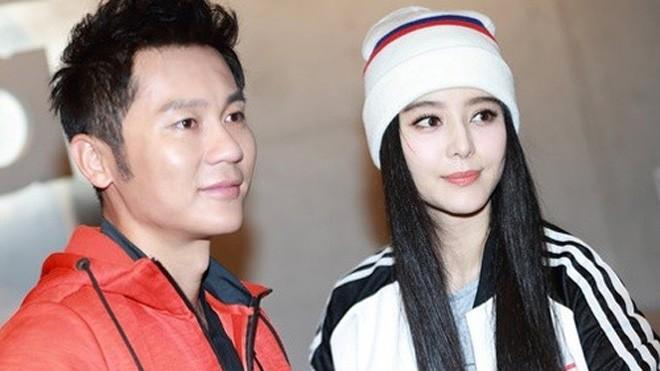 Phạm Băng Băng và bạn trai Lý Thần.