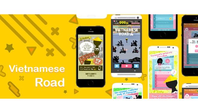 Game về đường phố Việt Nam được facebook tài trợ 1 tỷ đồng