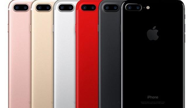 iPhone 7 sẽ có thêm màu đỏ, nâng tổng số màu sắc lên con số 6.