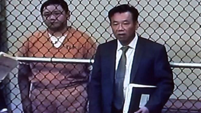 Luật sư Đỗ Phủ từng giúp biện hộ cho Minh Béo khi nam diễn viên mới bị bắt giam tại Mỹ. Ảnh: Ngọc Lan.