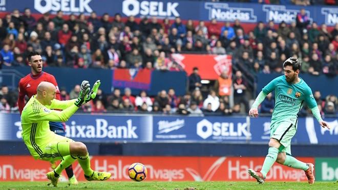 Messi nằm trong tầm ngắm của CLB Trung Quốc.