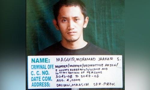 Mohammad Jaafar Maguid. Ảnh: Rappler.