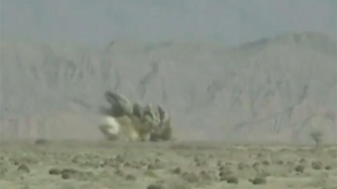 Pakistan lần đầu thử thành công tên lửa phóng từ tàu ngầm
