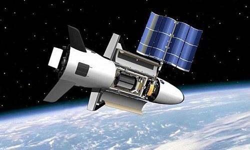 Máy bay X-37B đã ở 600 ngày trên quỹ đạo Trái Đất. Ảnh: AFP.