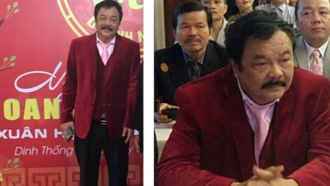 Ông Trần Quý Thanh tham gia sự kiện vào ngày 8/1 tại Dinh Thống Nhất.