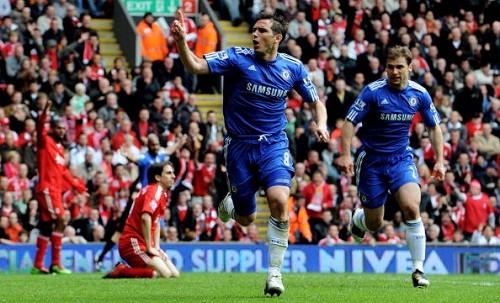 Lampard là tiền vệ ghi bàn tốt nhất lịch sử Ngoại hạng Anh.