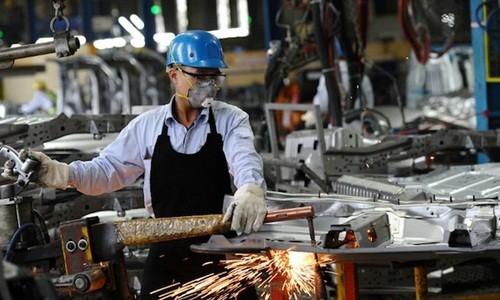 Việt Nam được dự báo tăng trưởng nhanh nhất thế giới giai đoạn 2016 - 2050. Ảnh: AFP