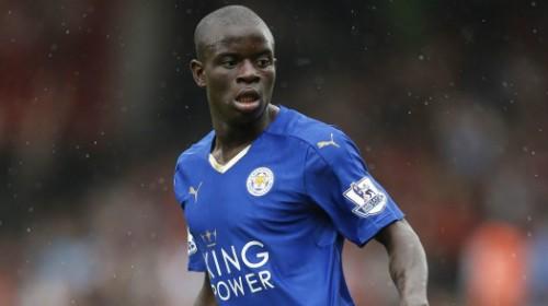 Kante ra đi khiến Leicester không thể tiếp tục chơi với hệ thống như mùa trước. Ảnh: Reuters.