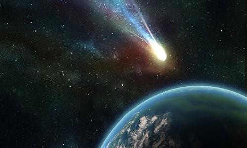 Các nhà khoa học Nga tìm thấy 13 kg vật liệu ngoài hành tinh trên sa mạc Nga. Ảnh: Flickr.