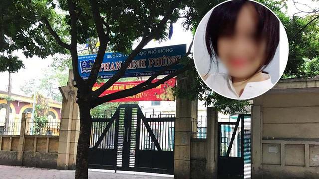 Nữ sinh bị bỏng nặng do nổ đèn cồn ở phòng thí nghiệm trường Phan Đình Phùng.