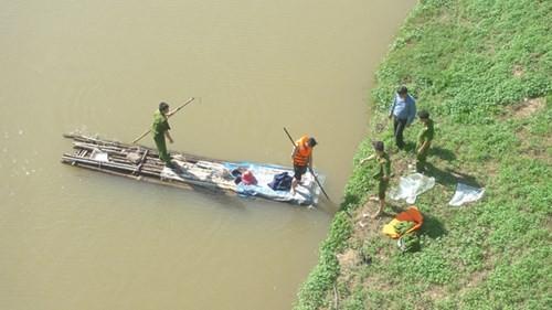 Gần 2 năm đã có 2 nam sinh trường chuyên (Lạng Sơn) nhảy sông tự tử   Ảnh: Duy Chiến