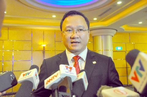 Phó Chủ tịch Uỷ ban ATGTQG Khuất Việt Hùng.