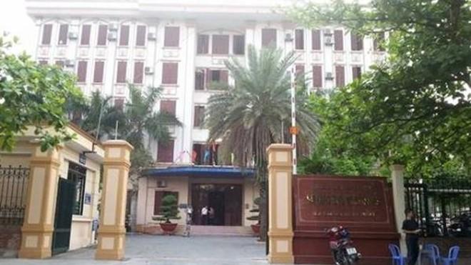 Trụ sở Sở GD-ĐT Thanh Hóa