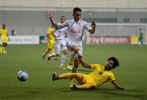 Hà Nội thắng kịch tính ở AFC Cup