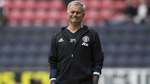 Mourinho ngứa mắt với các sao trẻ M.U