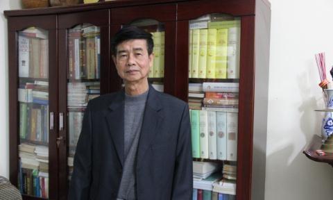 GS.TS Nguyễn Chí Quế cho rằng tùy từng ngành cụ thể để đưa ra quy định Giáo sư phải có bài đăng trên tạp chí quốc tế