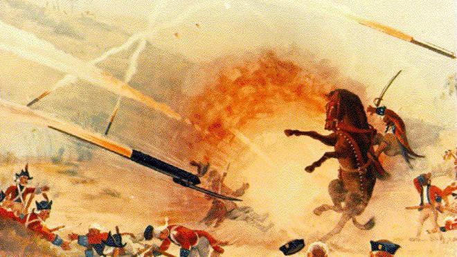 Người Anh đã học mót 'công nghệ' hỏa tiễn của một vị vua Ấn Độ