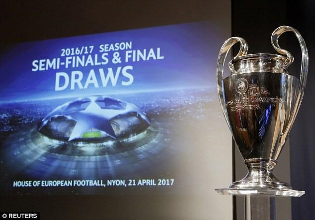 Bán kết Champions League: Nội chiến Tây Ban Nha