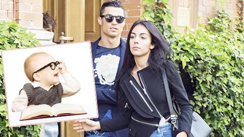Ronaldo vung tiền cho kế hoạch sinh 'siêu con'