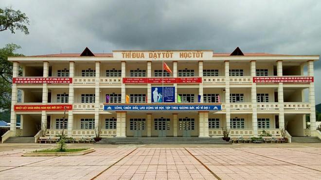 Trường PTDT nội trú huyện Bình Liêu