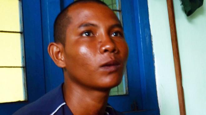 """Anh Việt: """"Tôi thấy mình như chết đi sống lại"""". Ảnh: Thạch Thảo."""