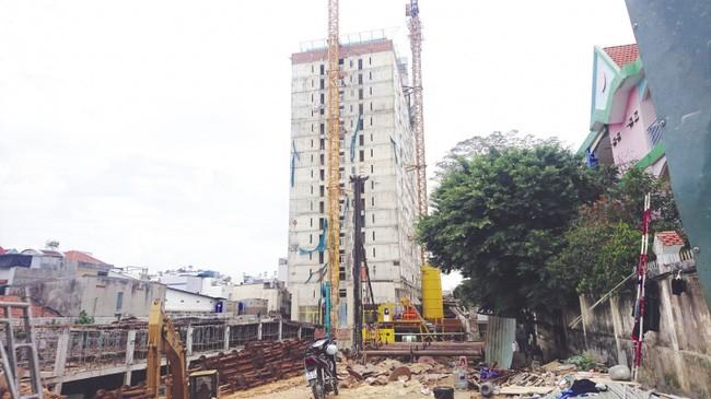 Thanh tra toàn diện dự án Tân Bình Apartment - ảnh 1